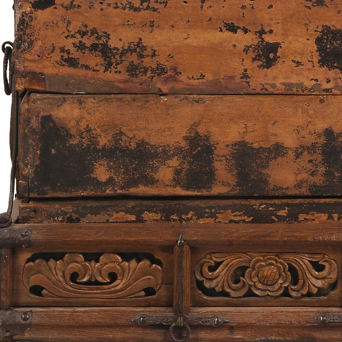 Chinese Antique Dowry Chest