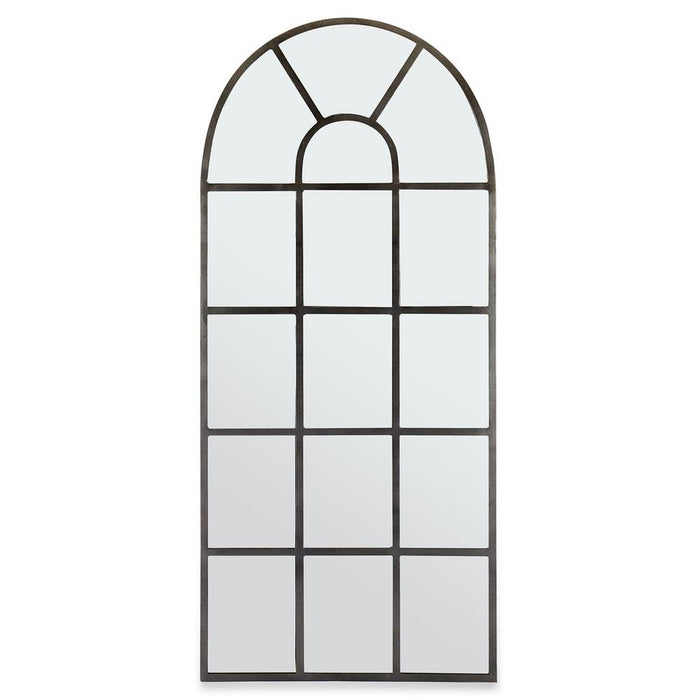 Imoma Full Length Iron Framed Arch Mirror
