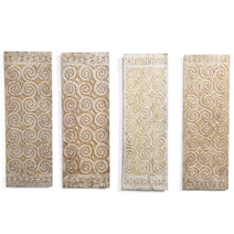 Indonesian Carved Wall Panels
