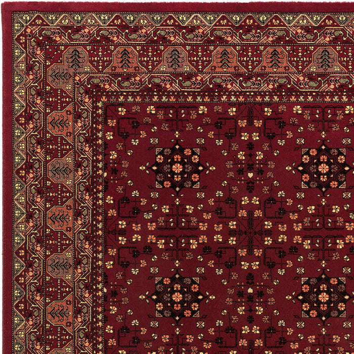 Viscount Rug, Burgundy