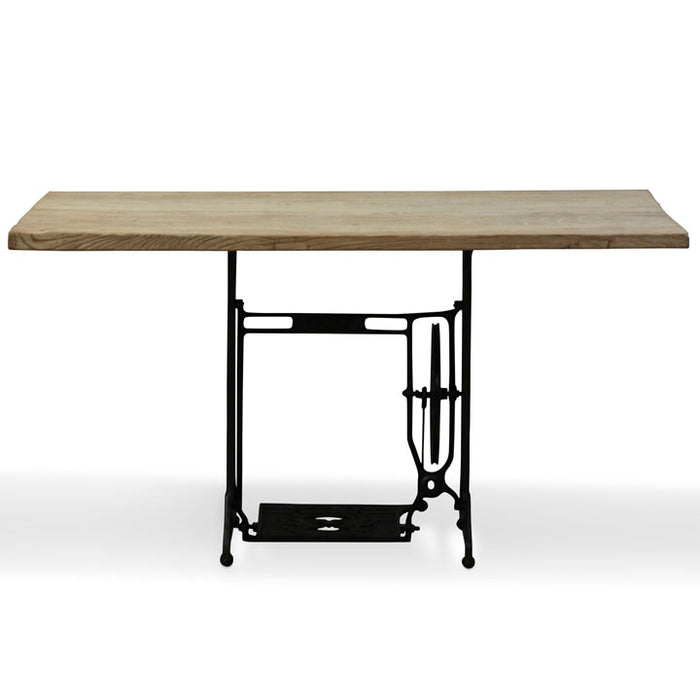Low Square Table with Drawers