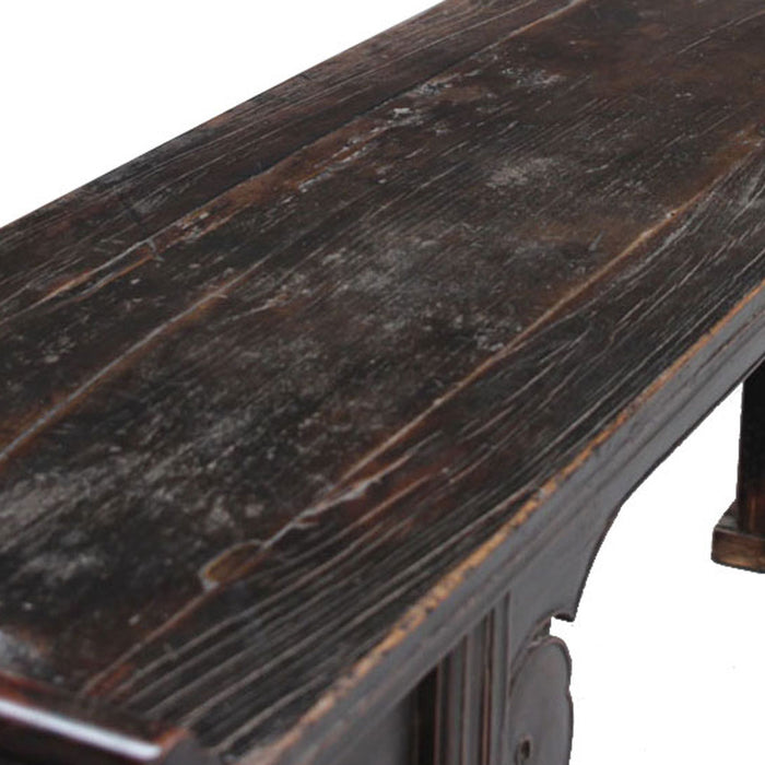 Chinese Antique Altar Table, Shanxi, Elm