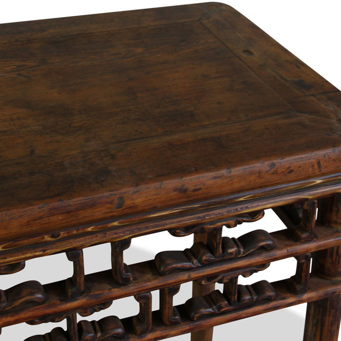 Shanxi Serving Table, Antique Chinese