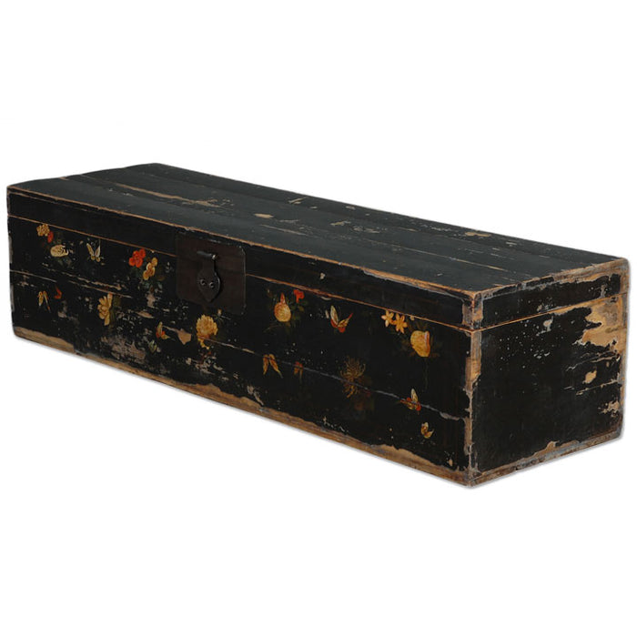 Qinghai Painted Blanket Trunk