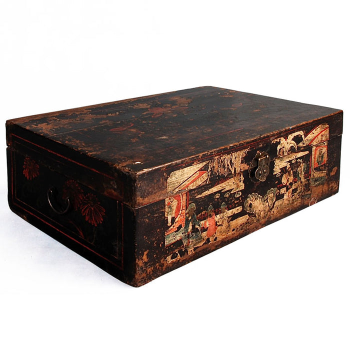 Pingyao Painted Chest