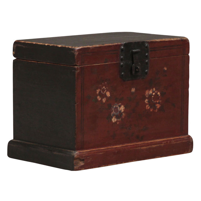 Small Painted Trunk