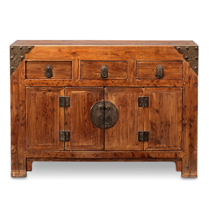 Thick Framed Chinese Storage Cabinet