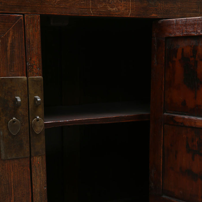 Dongbei Storage Cabinet, Chinese Antique