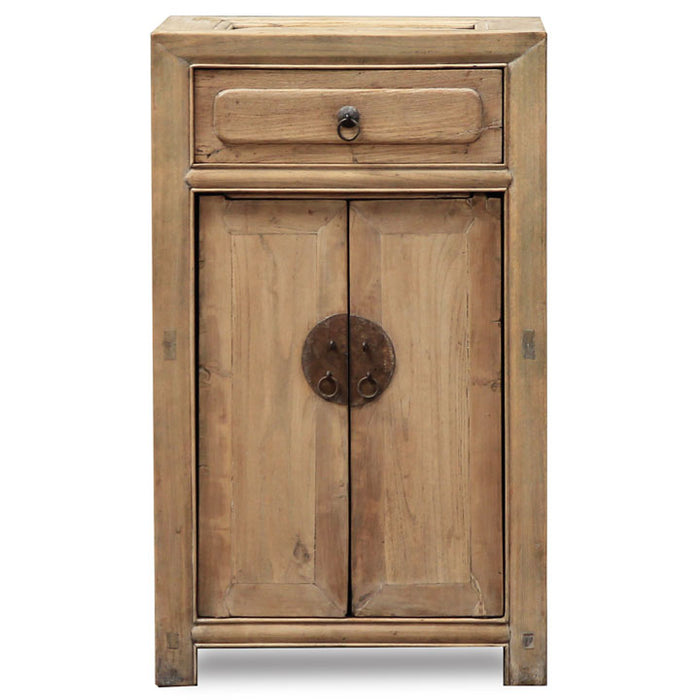 Shanxi Elm Side Cabinet, Chinese Antique