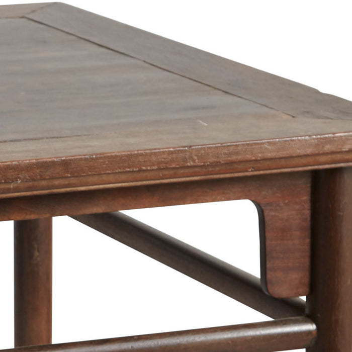 Square Table in Tieli Wood