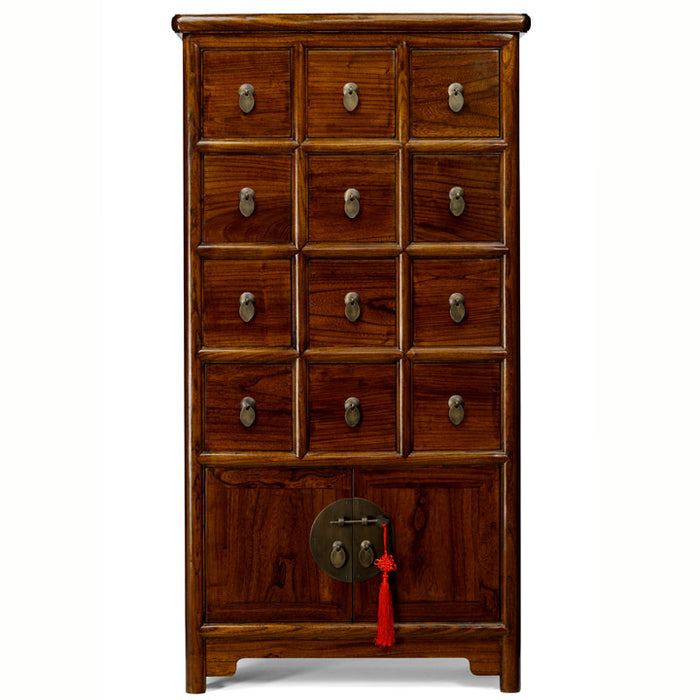 Apothecary's Cabinet, Warm Elm