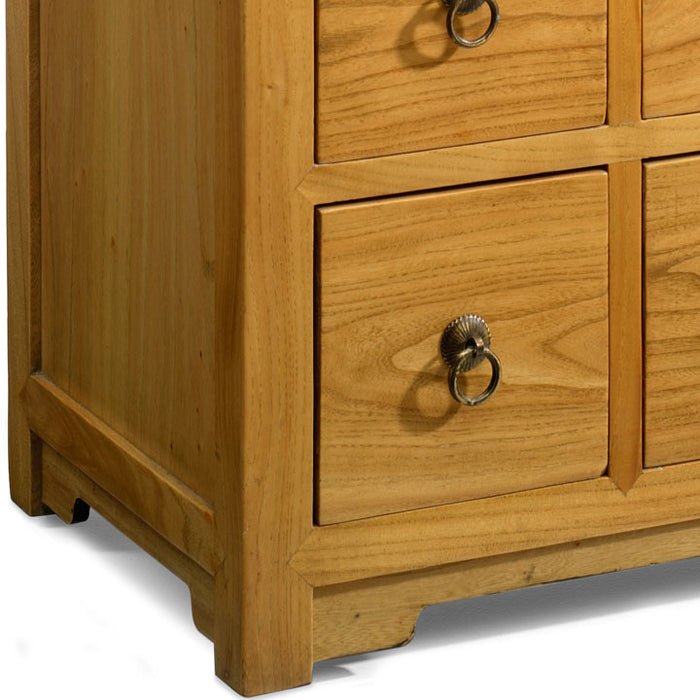 Apothecary's Chest, Light Elm
