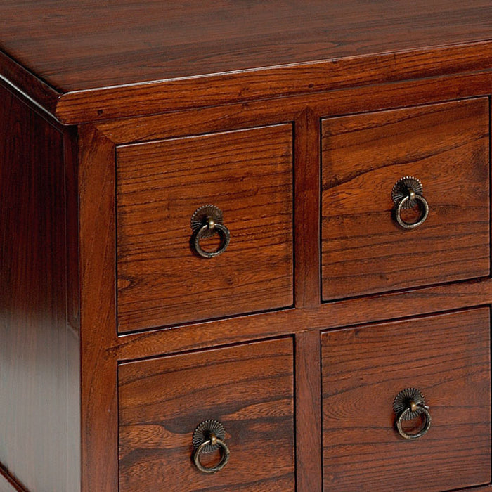 Apothecary's Chest, Warm Elm