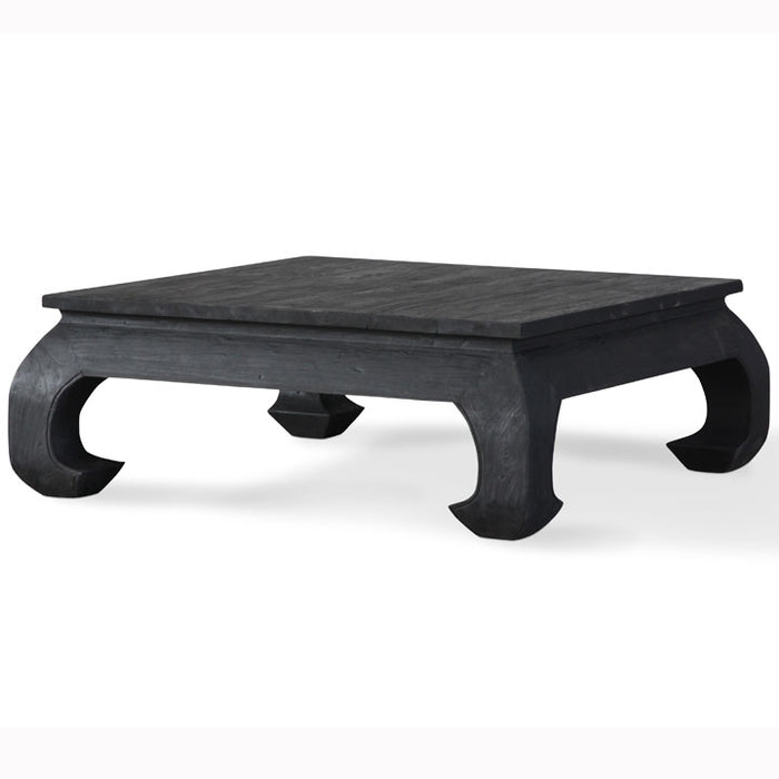Reclaimed Dark Kang Table