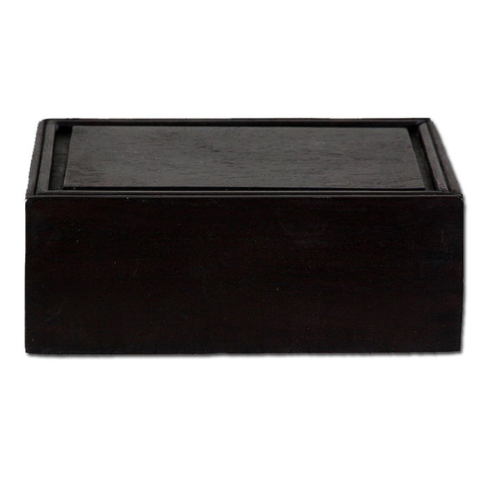 Ebony Keepsake Box