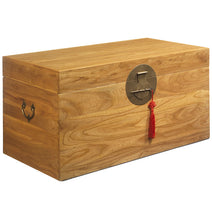 Blanket Trunk, Light Elm