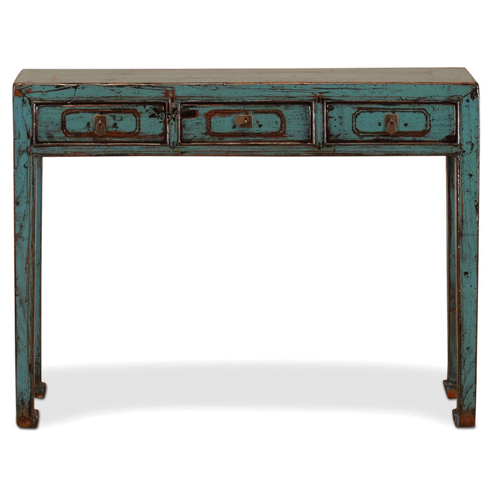 Chinese Blue Console
