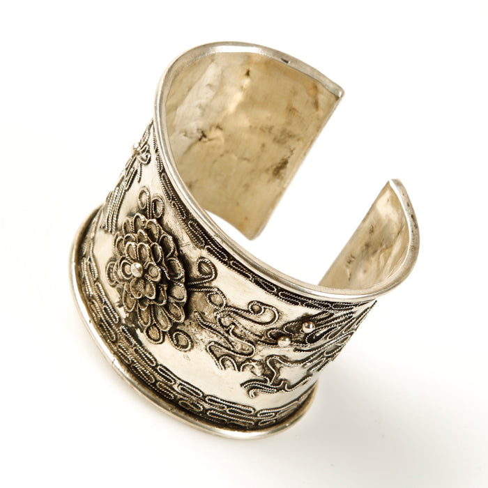 Miao Decorative Bangle