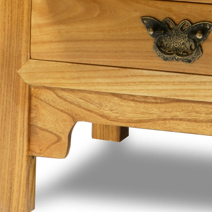 Butterfly Drawers, Light Elm