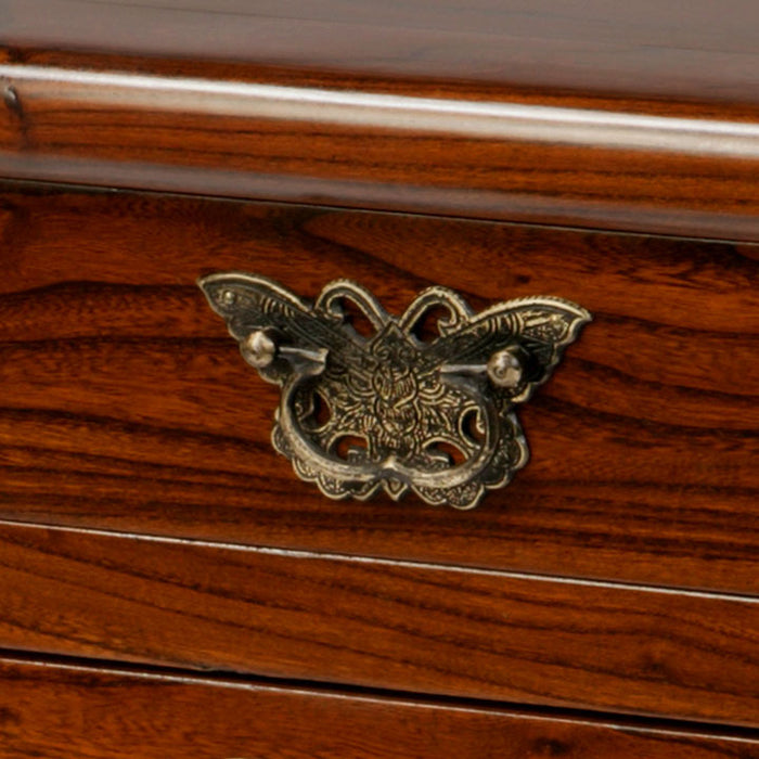 Butterfly Drawers, Warm Elm