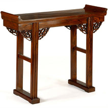 Altar Table, Warm Elm