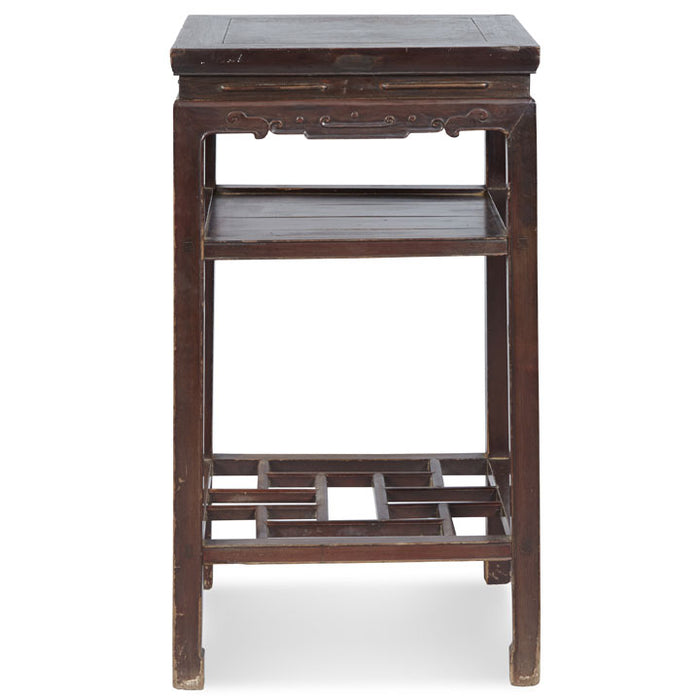 Chinese Nanmu Tea Table