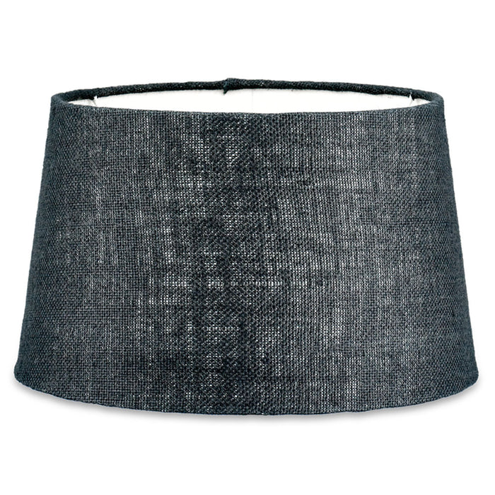 Dia Jute Lampshade, Ink, Medium