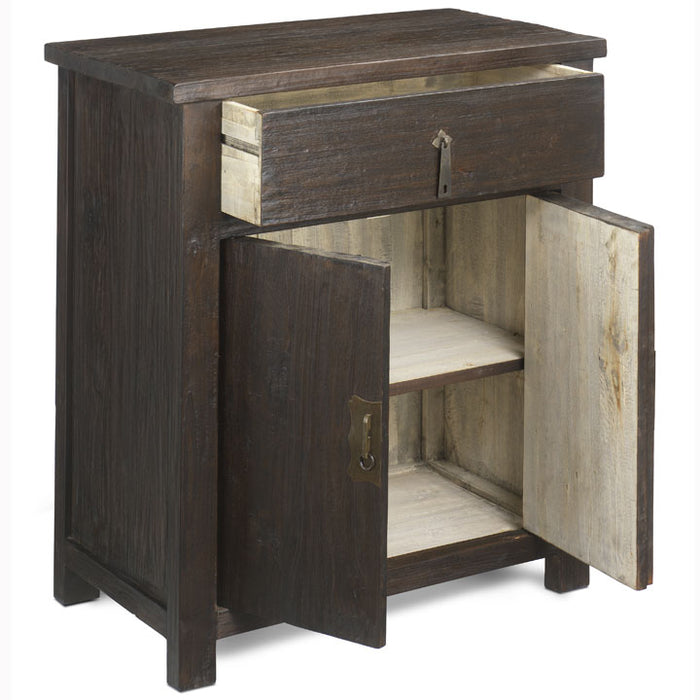 Country Side Cabinet, Chocolate