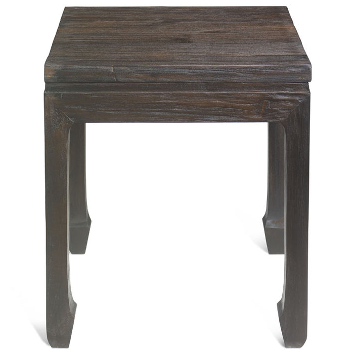 Country Side Stool, Chocolate