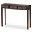 Distressed Grey Console Table