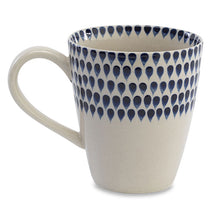 Indigo Drop Tall Mug