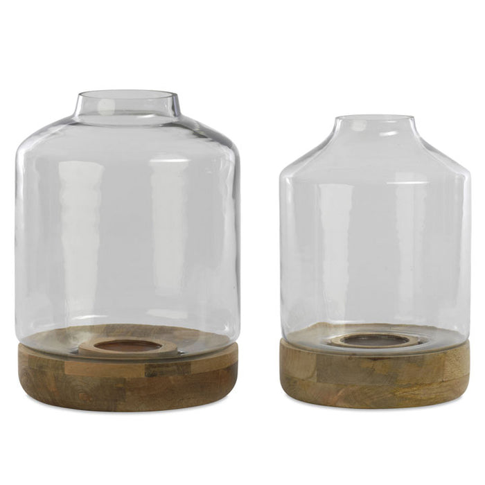 Idha Tapered Hurricane Lantern