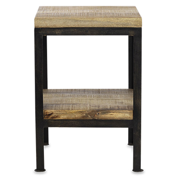 Kaleri Iron Side Table