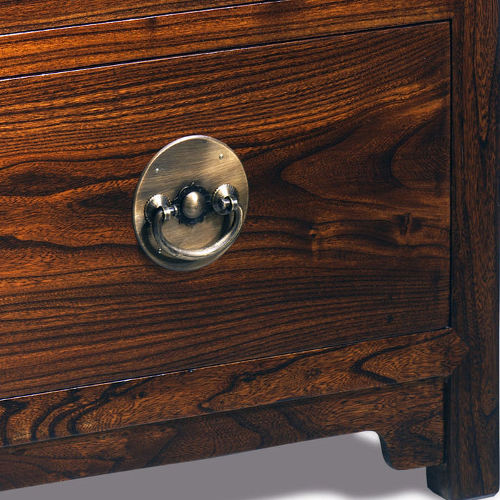 Large Chest of Drawers, Warm Elm