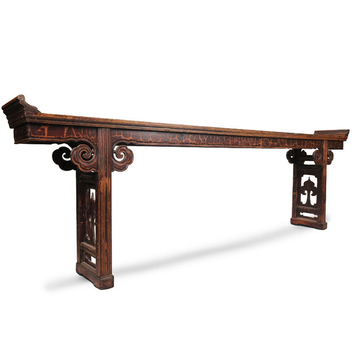 Long Narrow Altar Table