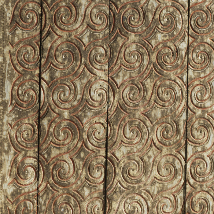 Rice House Decorative Wall Panel