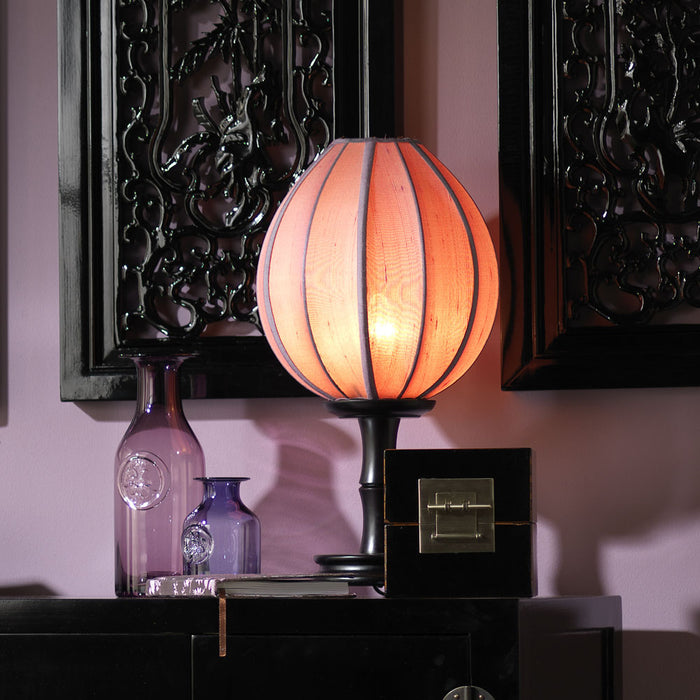 Lotus Lamp on Stand