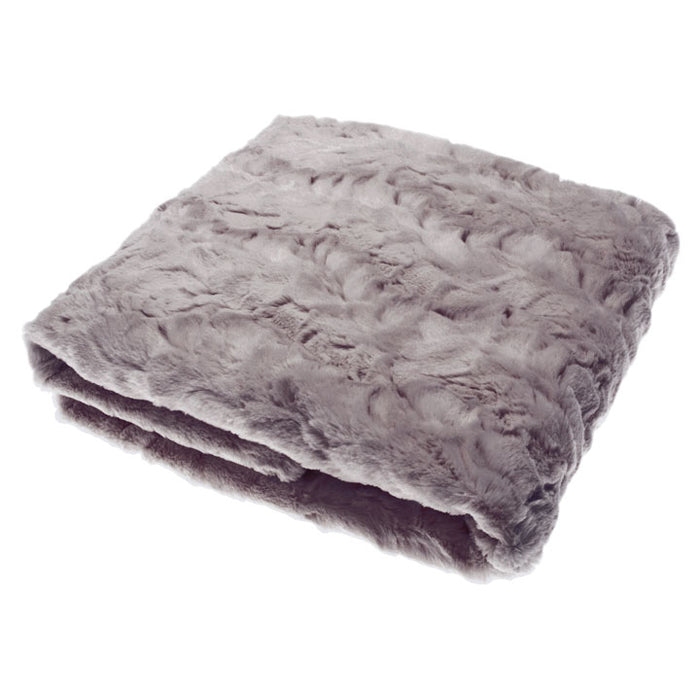 Marilyn Throw, Grey