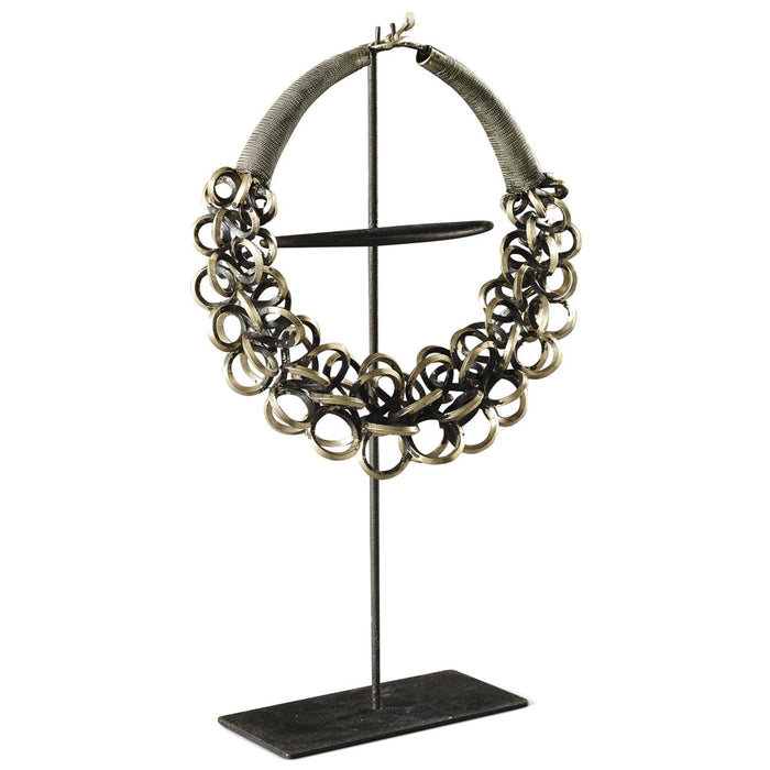 Miao Chain Necklace on Stand