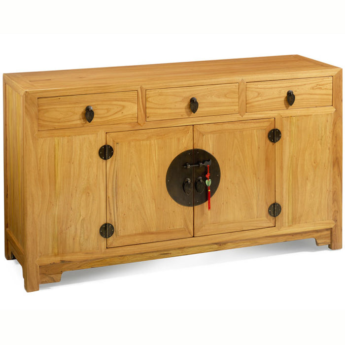 Ming Sideboard, Light Elm