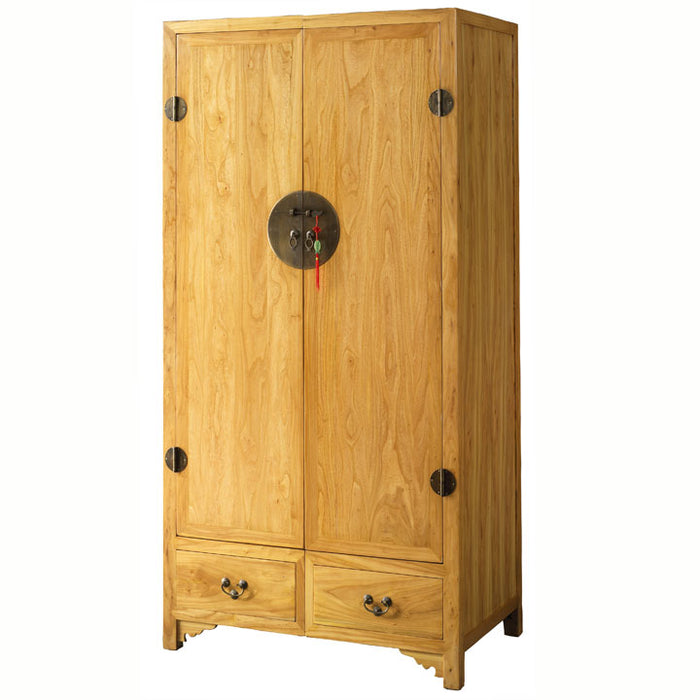 Ming Wardrobe, Light Elm