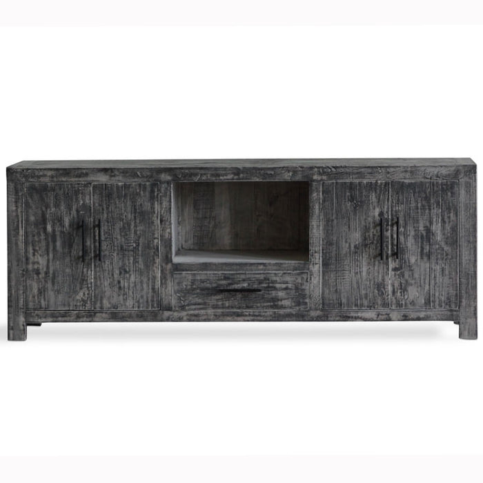 Rustic Low TV Cabinet