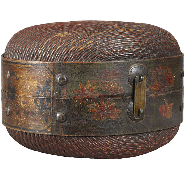 Reed Hat Box