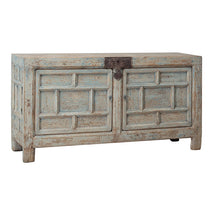 Panelled Pine Storage Coffer
