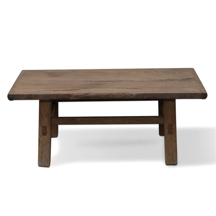 Henan Weathered Elm Coffee Table