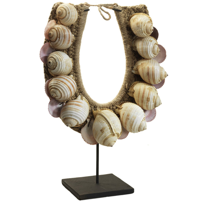 Balloon Shell Necklace Ornament