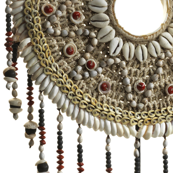 Papua Decorative Shell Necklace