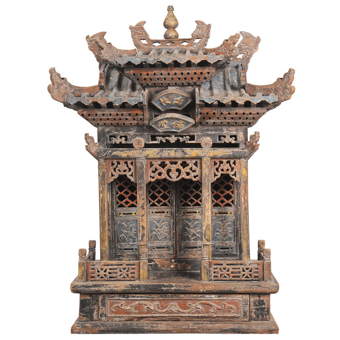 Antique Chinese Shrine