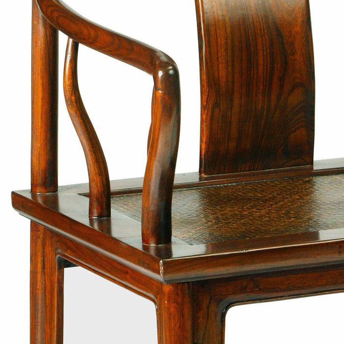 Southern Official's Chair, Warm Elm