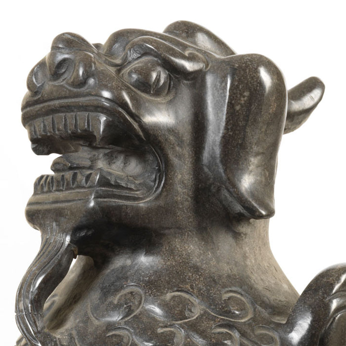 Chinese Stone Horse Tether